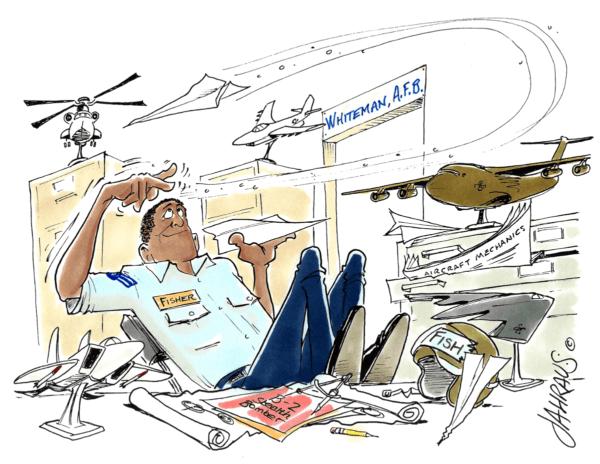 air force cartoon 2