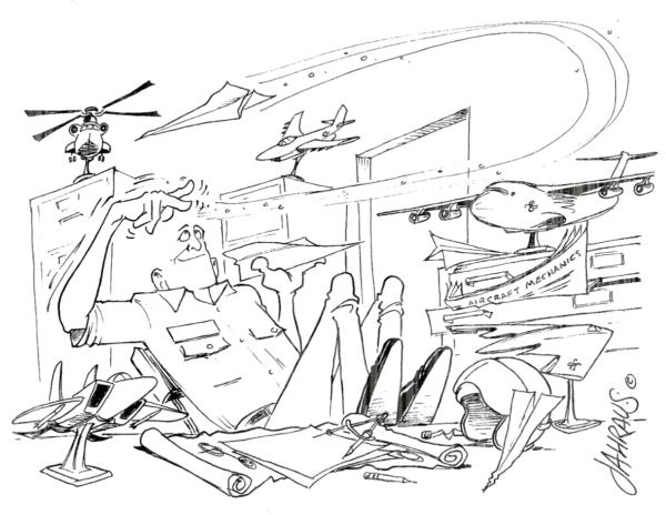 air force cartoon 3