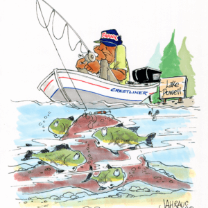 angler cartoon 1