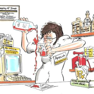 Pharmacist Cartoons