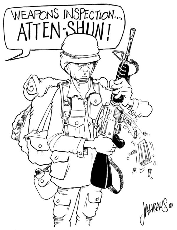 army cartoon 3