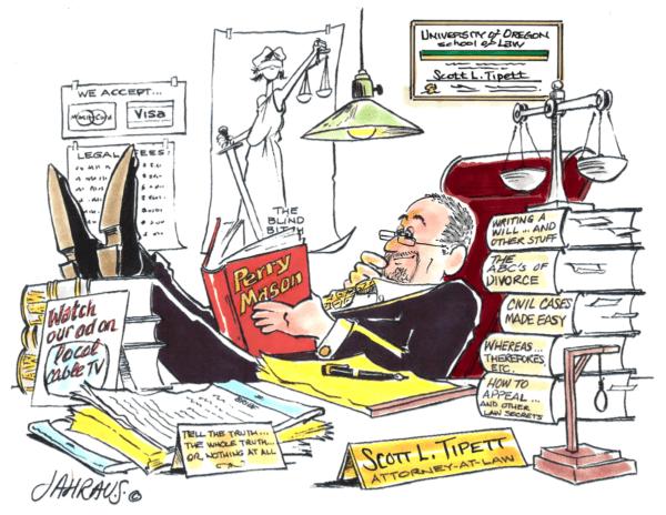 attorney at law cartoon 2
