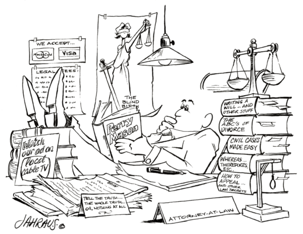 attorney at law cartoon 3
