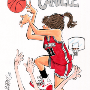basketball shot cartoon 1