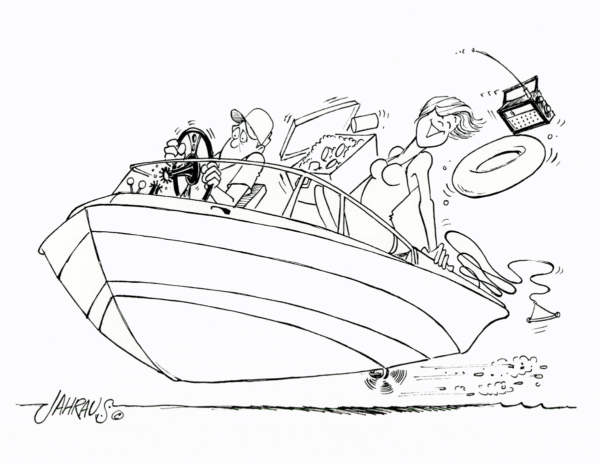 boating cartoon 3