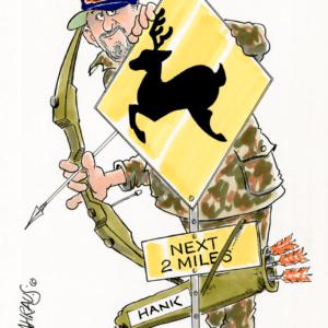 bowhunting cartoon 1
