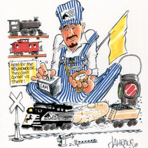 conductor cartoon 1