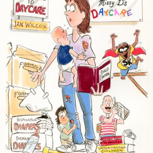 Daycare Worker Cartoons