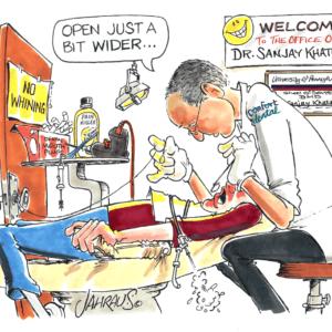 Dentist Cartoons