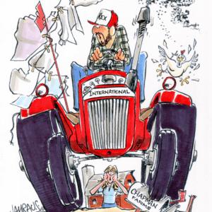 Farmer Cartoons