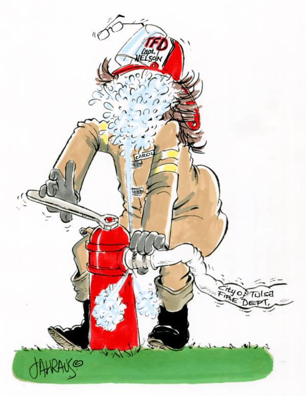 firefighter cartoon 1
