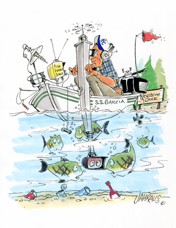fishing cartoon 1