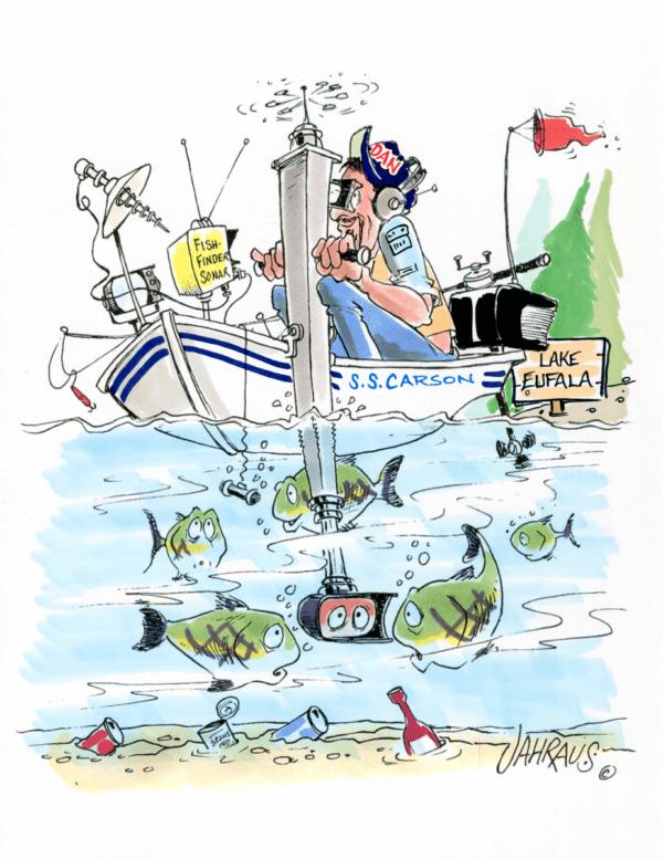 fishing cartoon 2