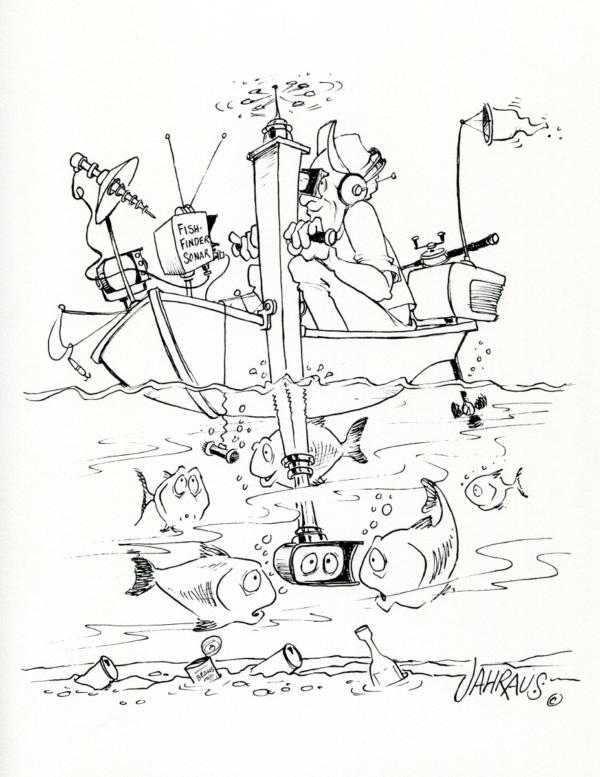 fishing cartoon 3