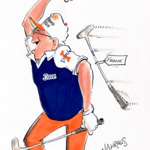 golf sore loser cartoon 1