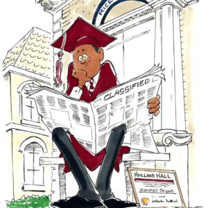 graduation cartoon 1