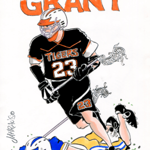 lacrosse cartoon 1
