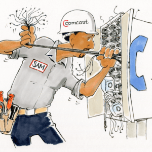 lineman cartoon 1