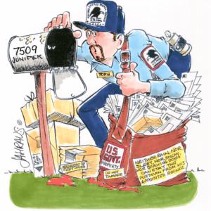 mailman cartoon 1