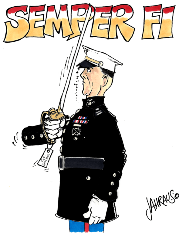 marine cartoon 2