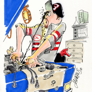 mechanic cartoon 1