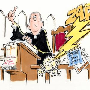 Priest Cartoons