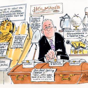 mortician cartoon 1