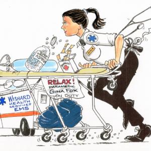 Paramedic Cartoons