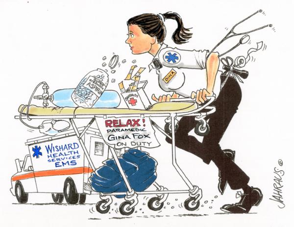 paramedic cartoon 1