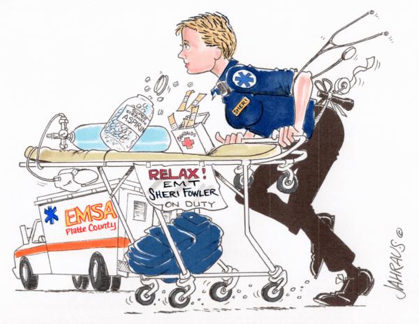 paramedic cartoon 2