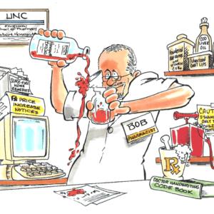 pharmacist cartoon 1