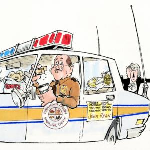 police officer cartoon 1