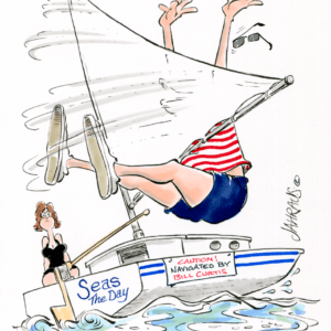 Boater Cartoons