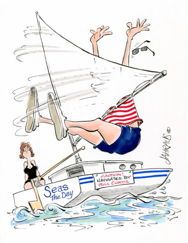 sailing cartoon 1