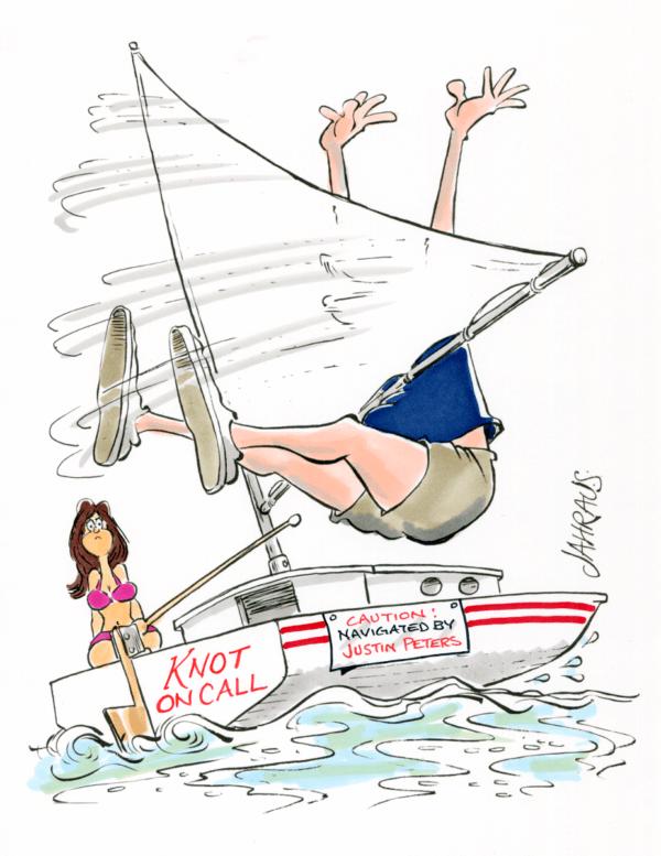 sailing cartoon 2