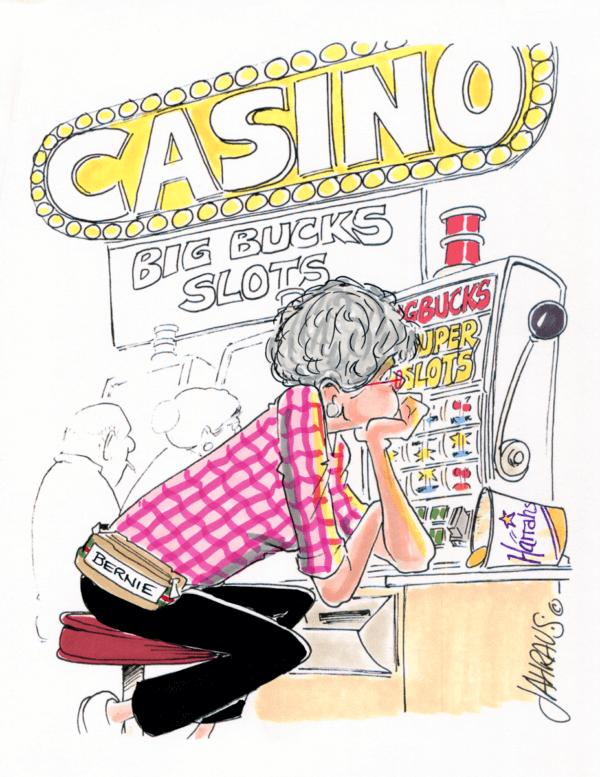 slot machine cartoon 2