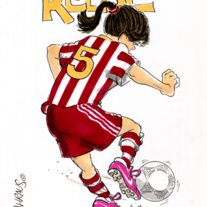 soccer team cartoon 1