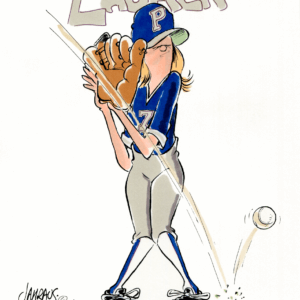 softball cartoon 1