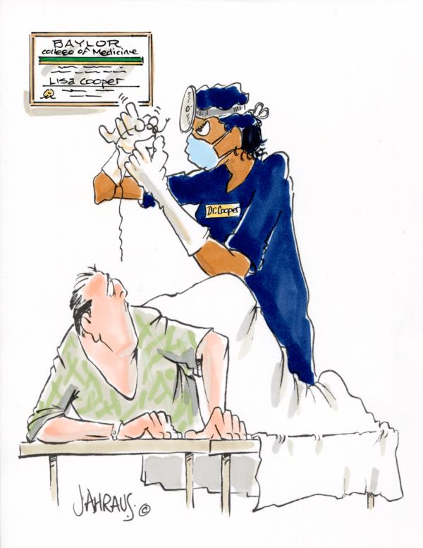 surgeon cartoon 1