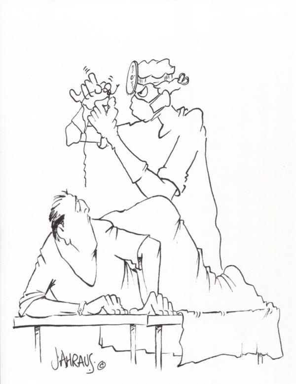 surgeon cartoon 3