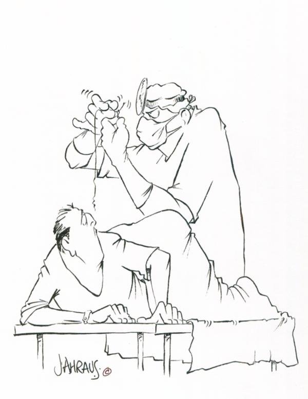surgery cartoon 3