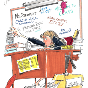 teacher cartoon 1