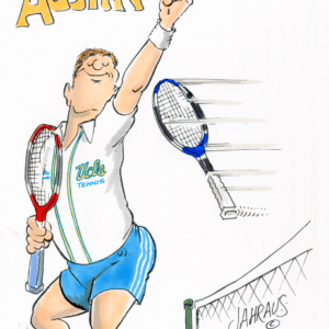 tennis sore loser cartoon 1