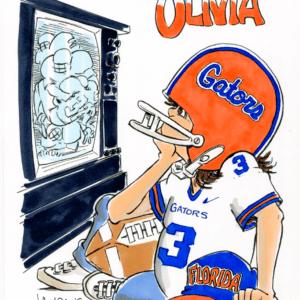 young sports fan cartoon 1